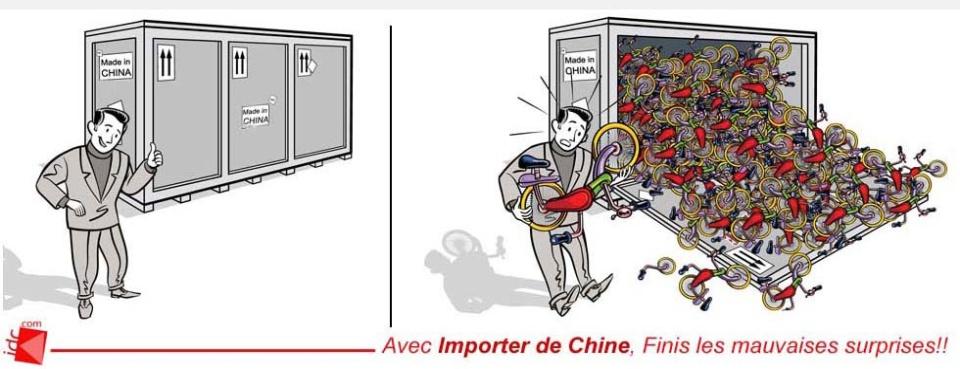 Importer de Chine