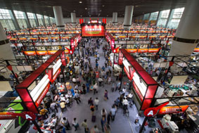 Buyers Flock To China's Largest Trade Show